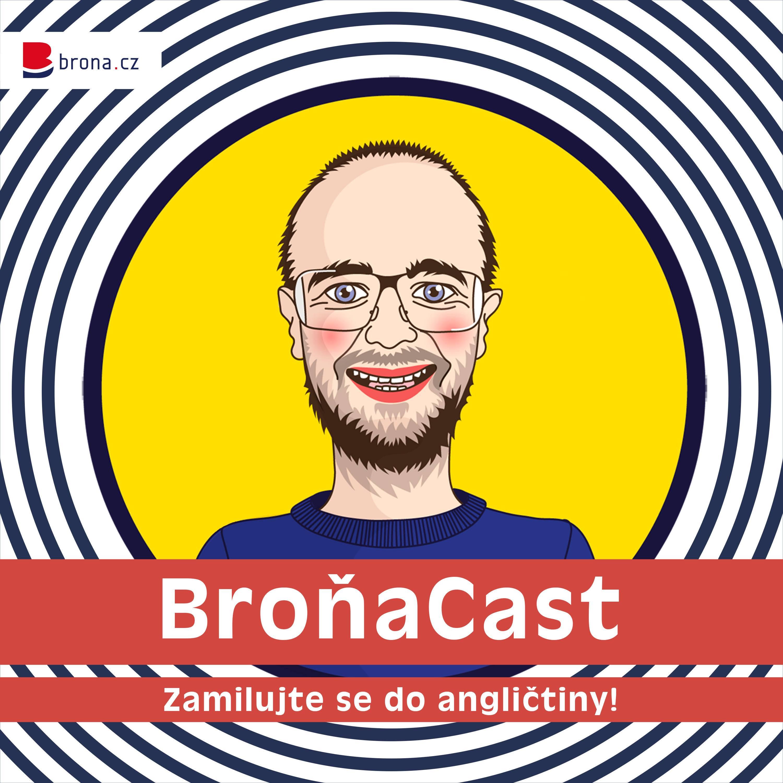 BroňaCast 002 - Hlavní předložky časové - AT, ON, IN