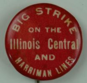 MSM 491 Harry Marsalis - The McComb Railroad Strike of 1911