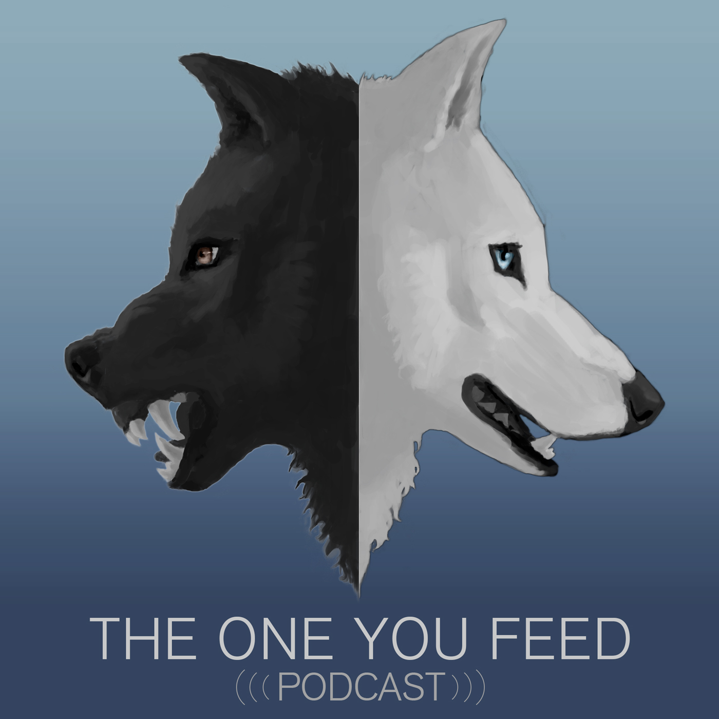 The One You Feed - Learn Good Habits to Increase Mindfulness and Happiness and Decrease Anxiety and Depression logo