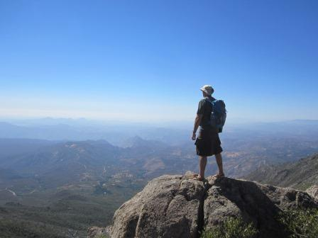 Episode 105 Cuyamaca Peak Adventure