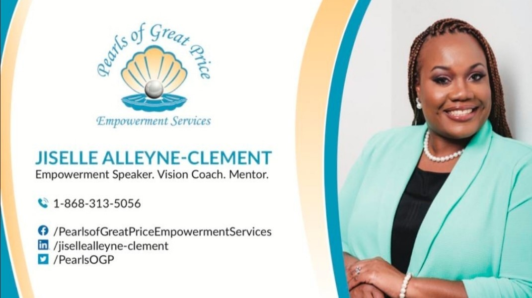 Couch Conversations Podcast - Jiselle Alleyne-Clement