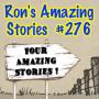 Artwork for RAS #276 - Four Amazing Stories