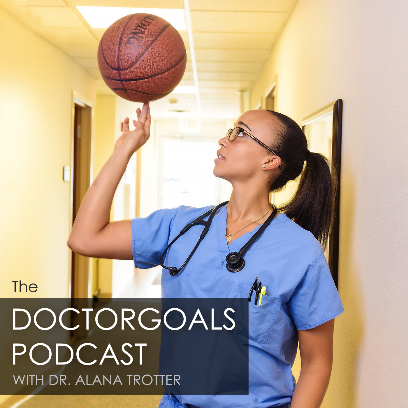 The DOCTORGOALS Podcast show art