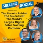Artwork for The Secrets Behind The Success Of The World's Largest Digital Sales Training Company, Episode #100