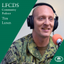 Artwork for LFCDS Community Podcast 10 - Tim Larsen