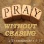 Artwork for The Power Of Prayer - August 29, 2015 - Reasons for Faith Live