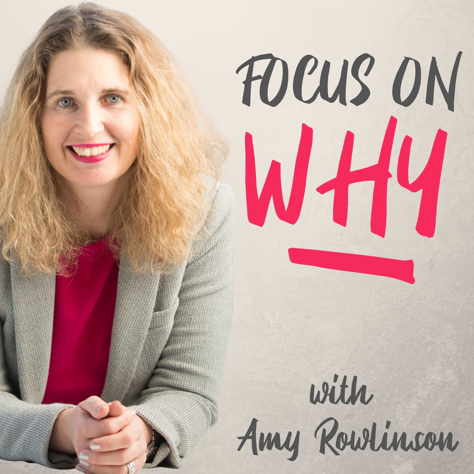 Focus on WHY show art