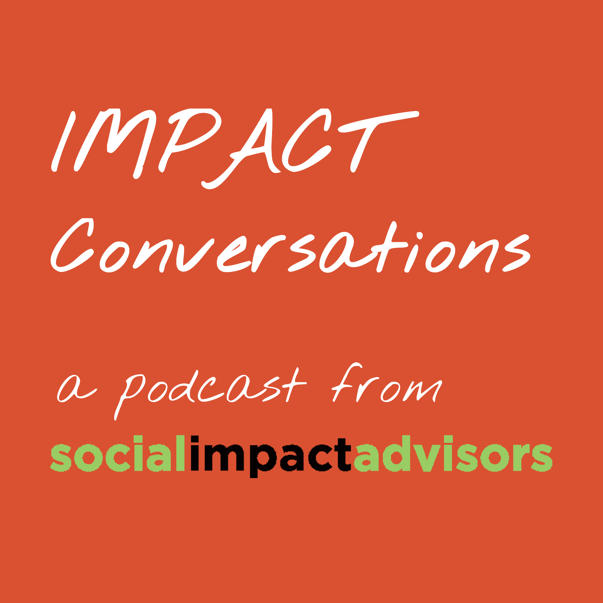 Impact Conversations show art
