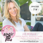 Artwork for Ep. 114 - Jill Willard on Becoming an Intuitive Being, Intuitive Meditation + Living in the Now