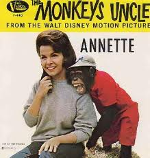 Annette and The Beach Boys - Monkey's Uncle - Time Warp Radio Song of The Day