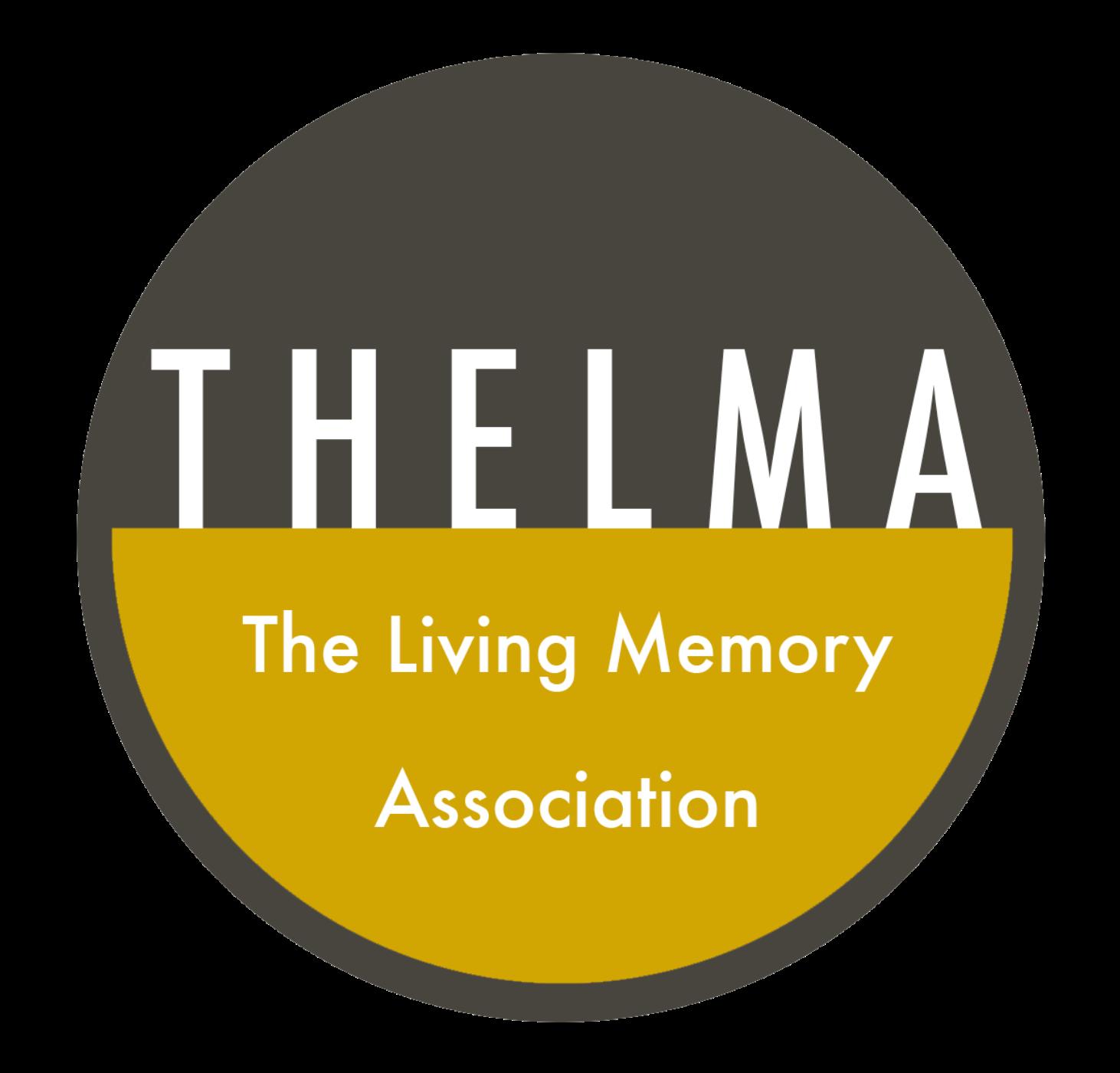 The Living Memory Association Podcast show art