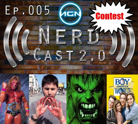 Nerdcast 2.0 Episode 005