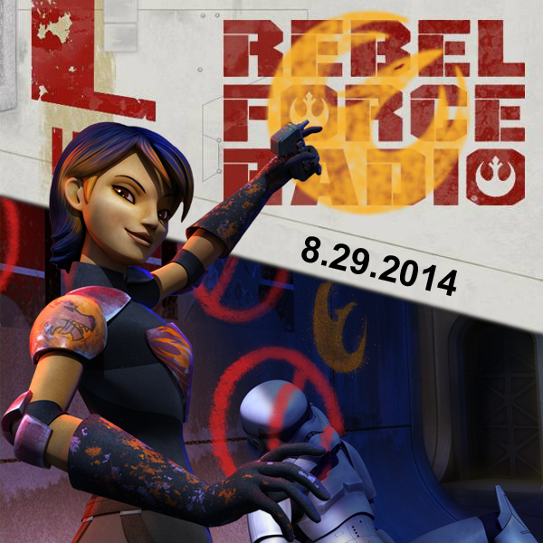 RebelForce Radio: August 29, 2014