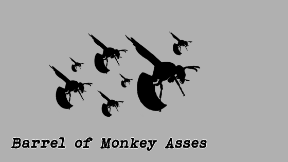FistShark Marketing 77: Barrel of Monkey Asses