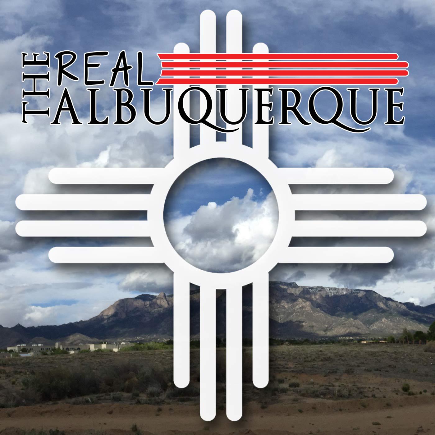 The Real Albuquerque Podcast show art