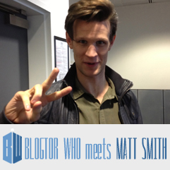Podcast Special: Matt Smith interviews!