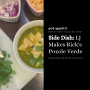 Artwork for Side Dish: LJ Makes Rick's Pozole Verde