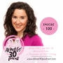 Artwork for Ep. 100 - Birth Control, Hormone Health + How to Cycle Sync Your Your Life For Optimal Health with Alisa Vitti of Flo Living