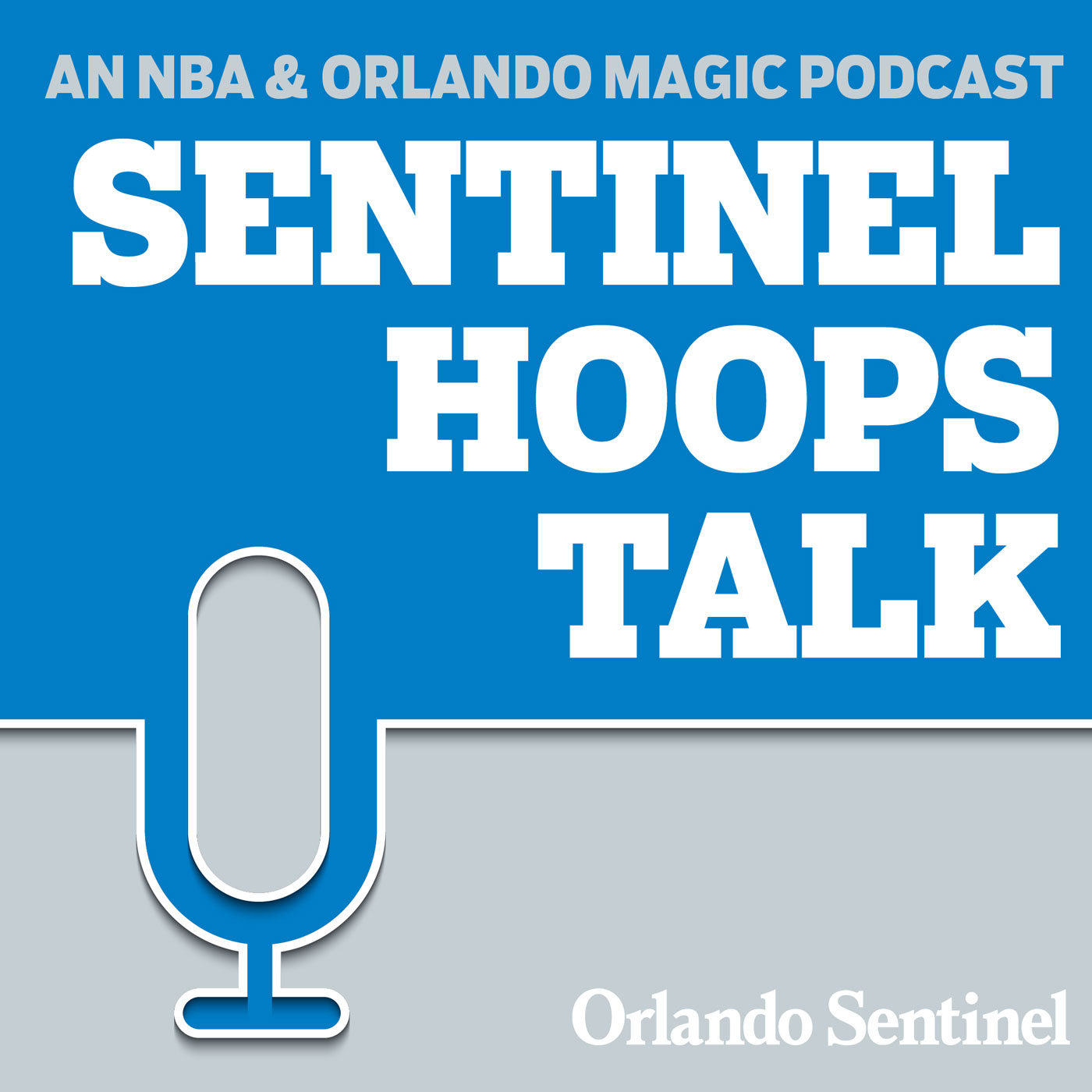 Sentinel Hoops: Roy Parry on Orlando Magic show art