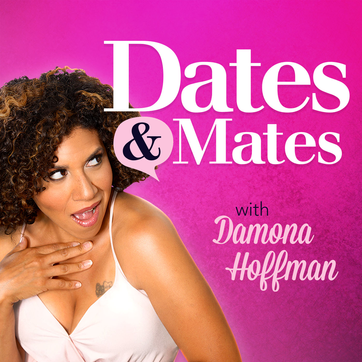 Dates & Mates with Damona Hoffman | Dating and Relationship Advice logo