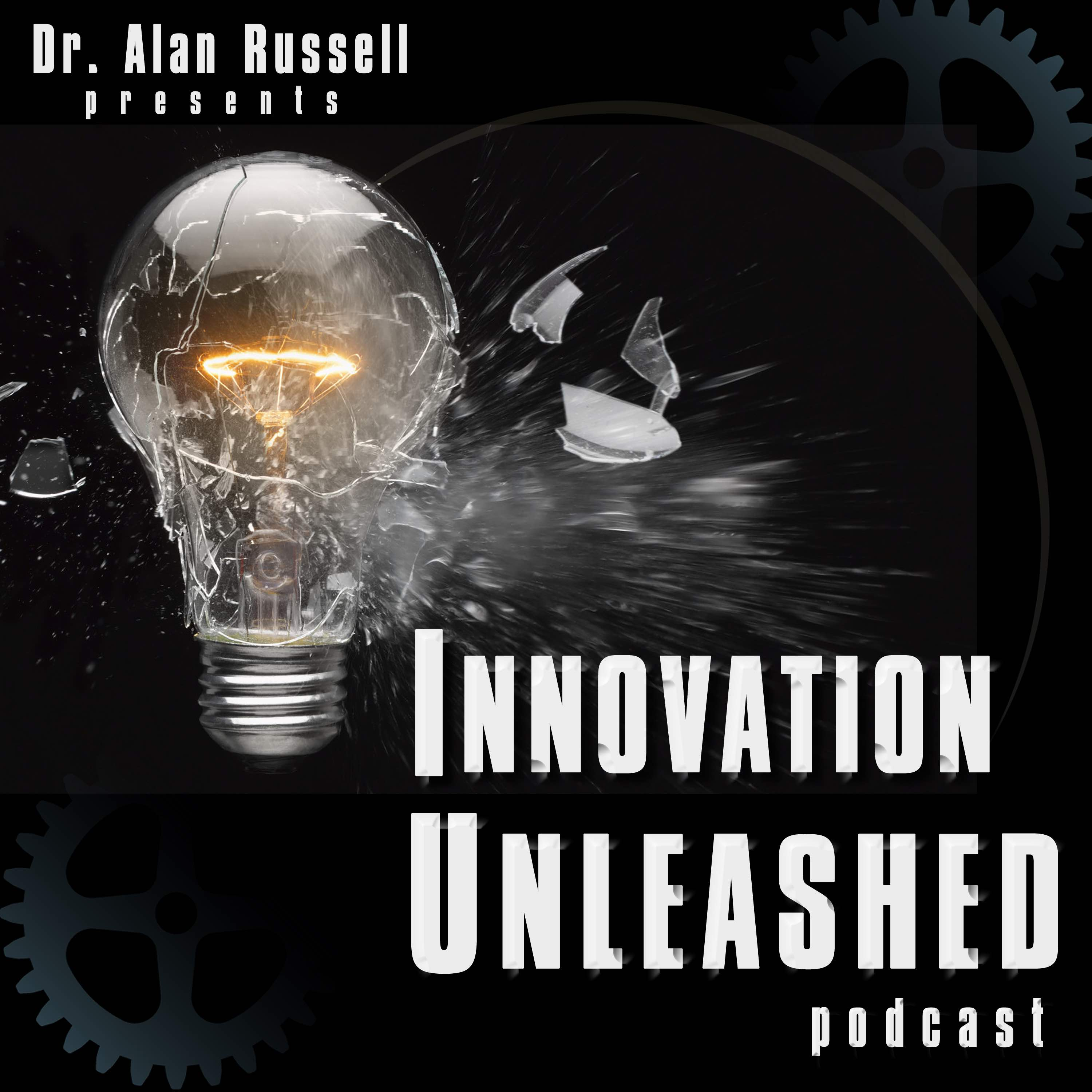 Innovation Unleashed Podcast show art