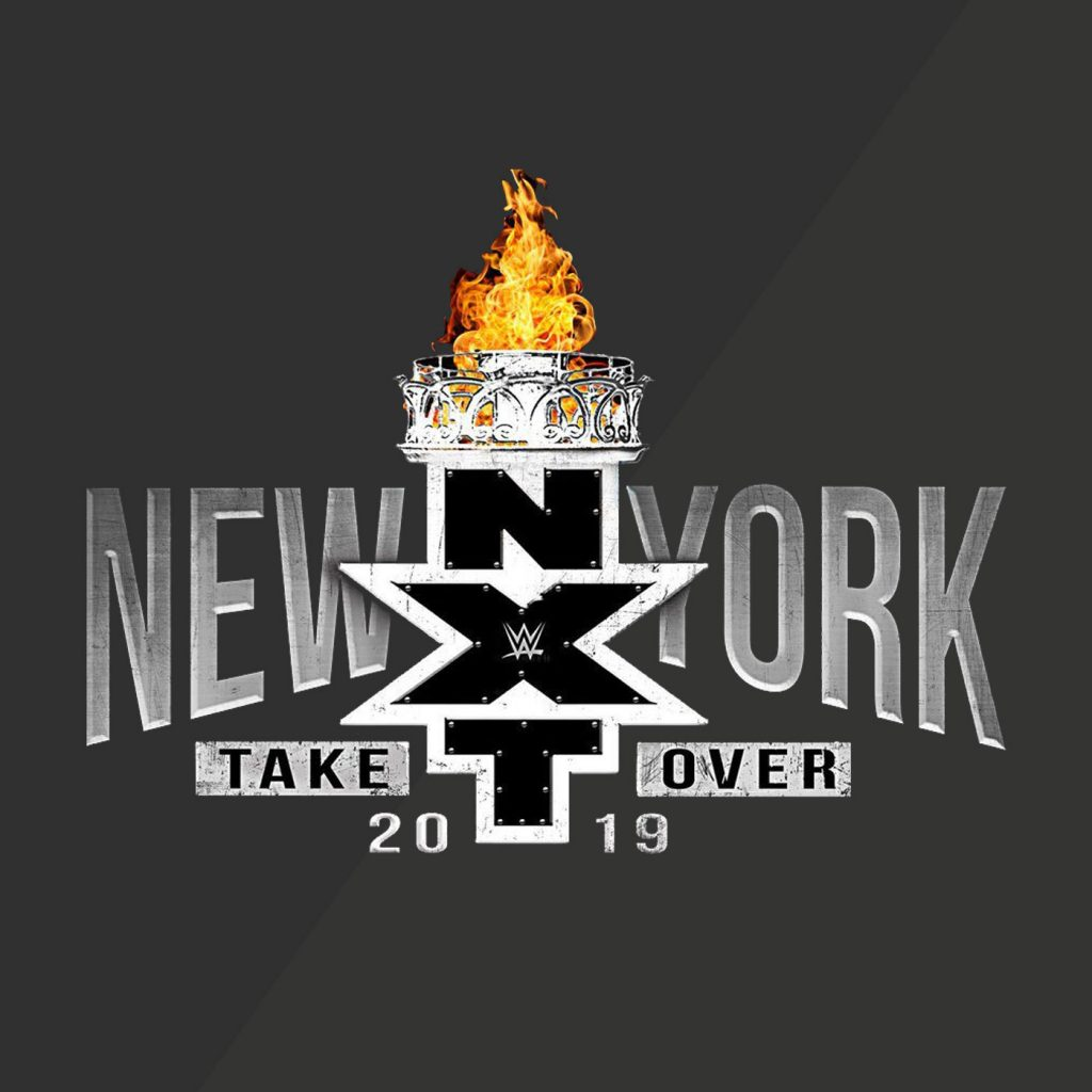 Artwork for Wrestleview Live #54: NXT TakeOver New York Live Watch Along