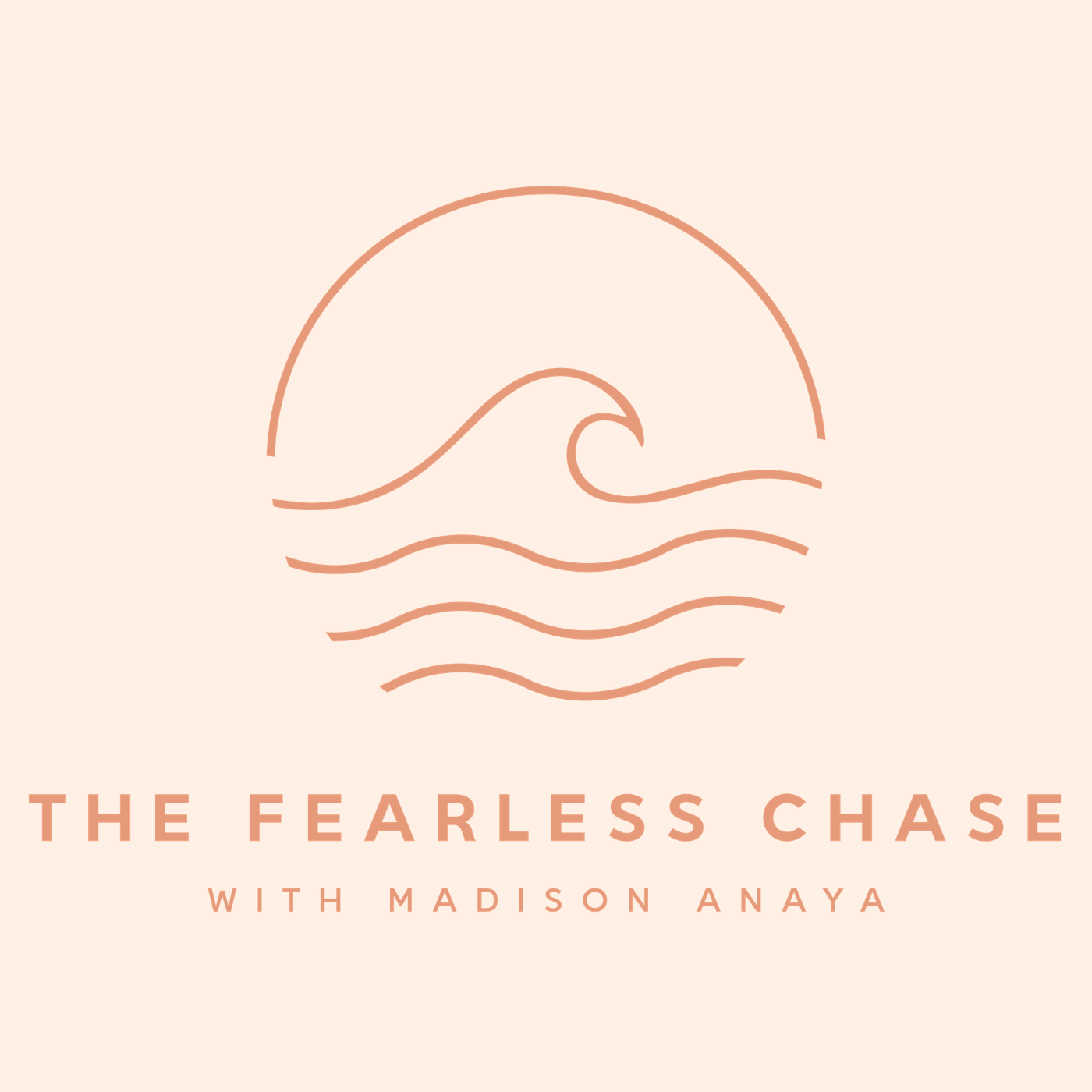 The Fearless Chase show art
