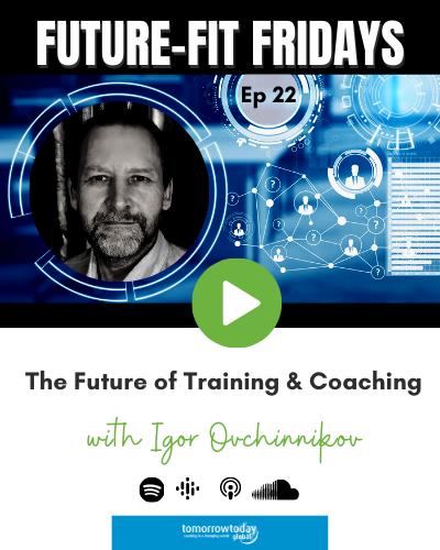 The Future of Training & Coaching with Igor Ovchinnikov show art
