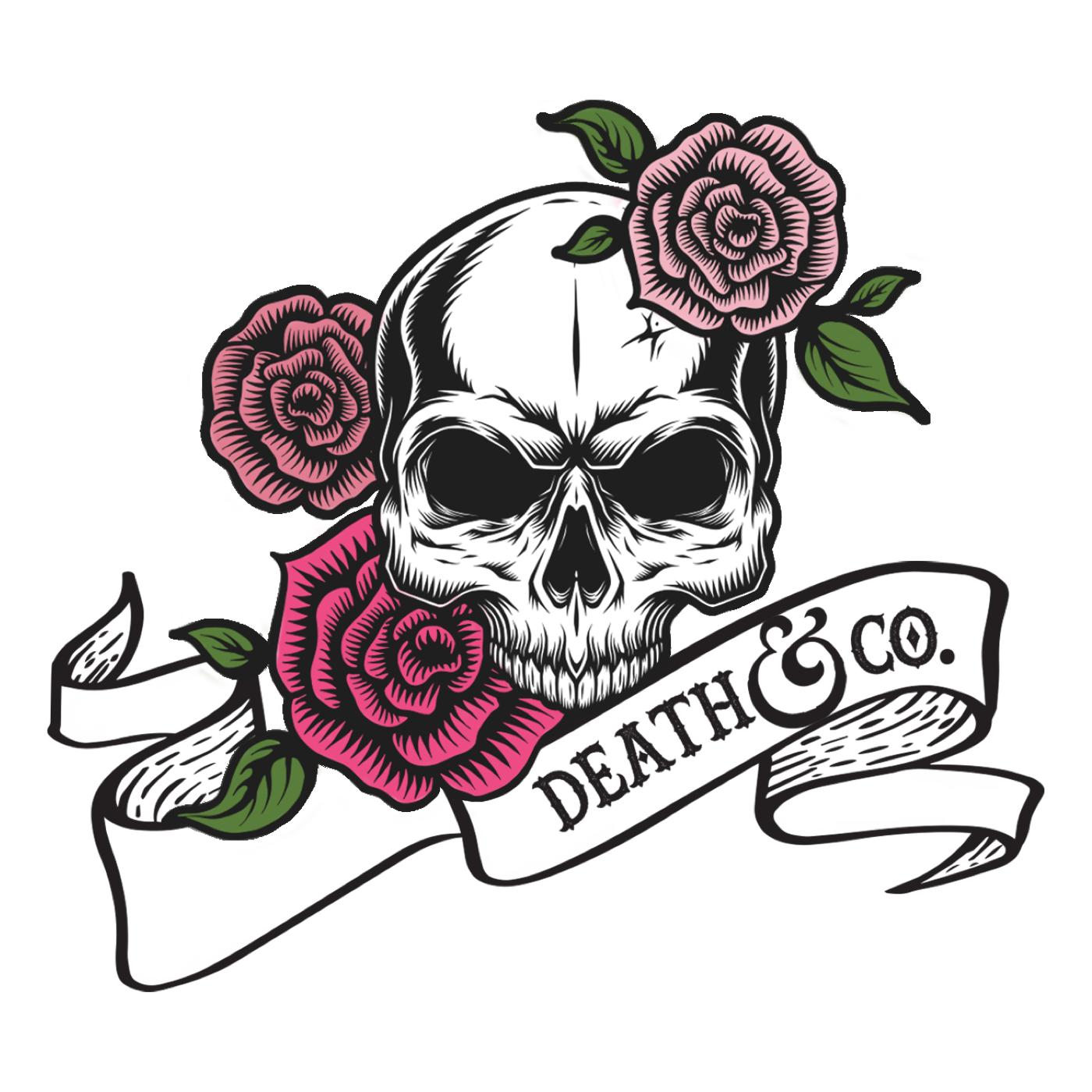 Death and Co. show art