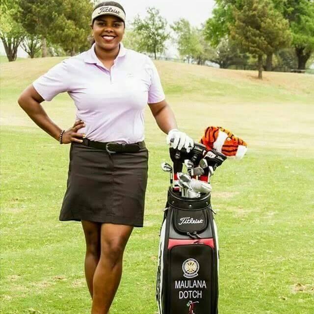 Maulana Dotch, Golf Professional