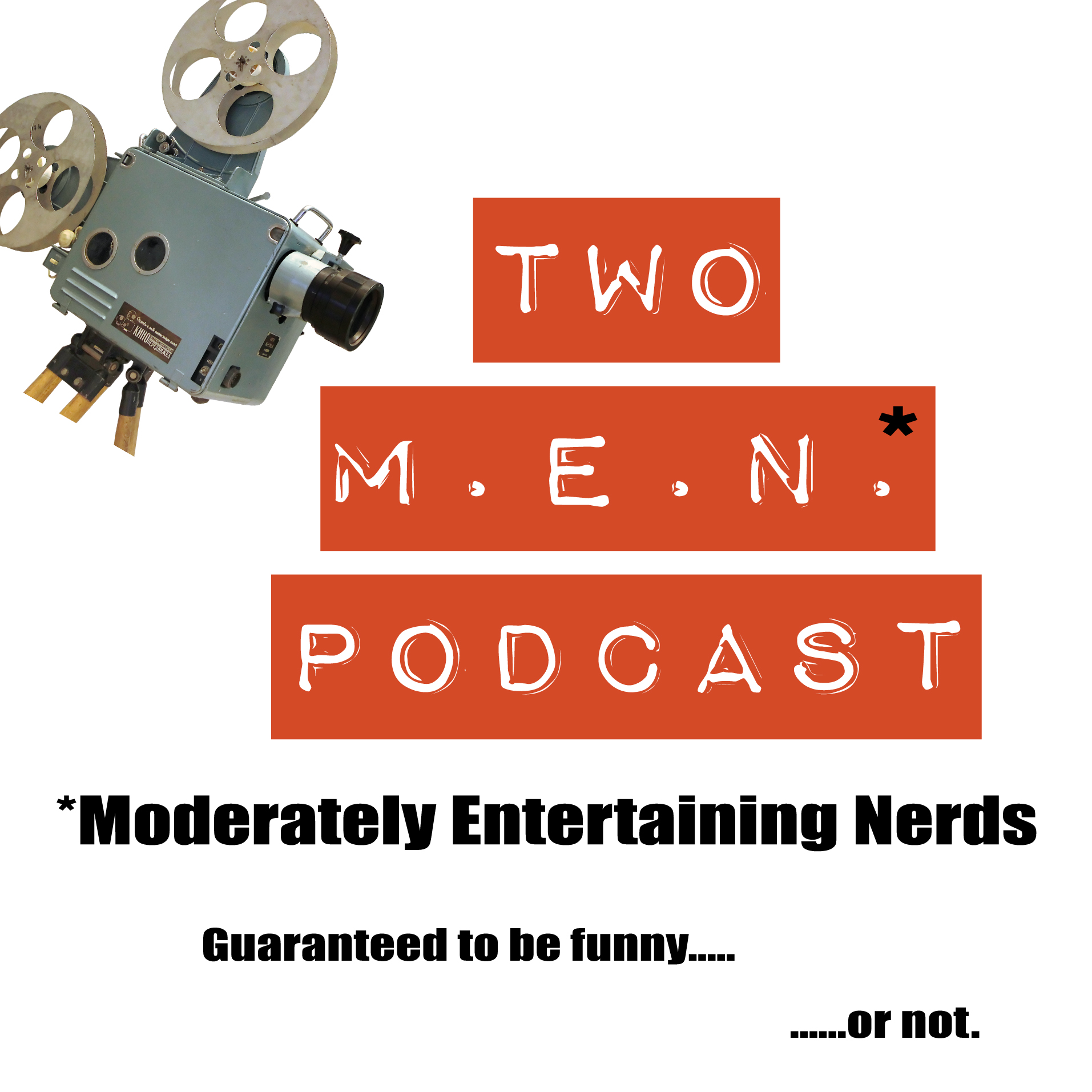 Artwork for Two M.E.N. Podcast - Episode 1
