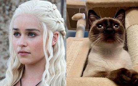 Ana is Daenerys