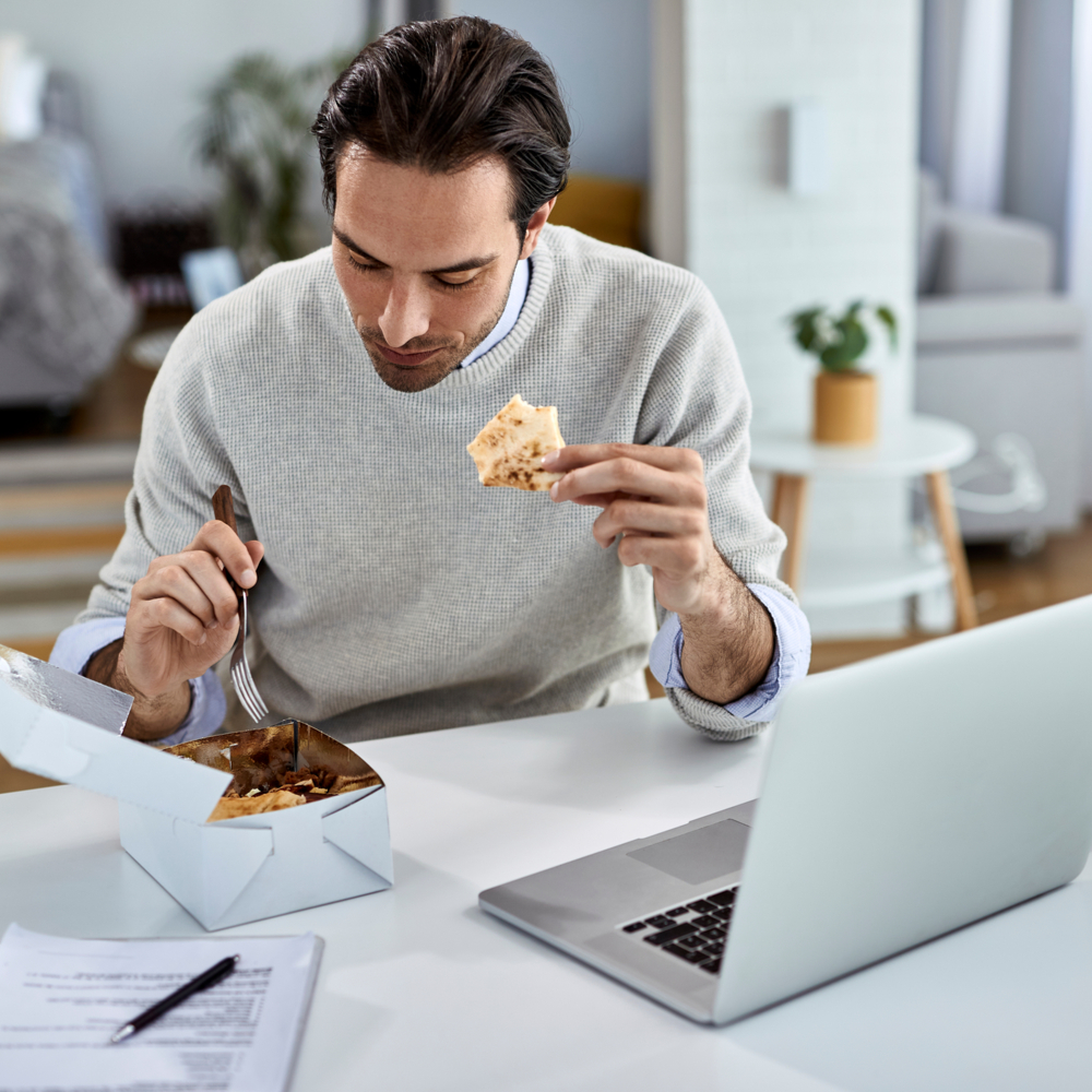 Working From Home After the Pandemic and the Impact on Food