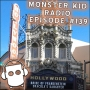 Artwork for Monster Kid Radio #139 - MKR Crashes The Wolf Man and Dracula's Daughter with Chris McMillan + Lugosiween