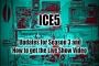Artwork for ICE5 - Updates and How to get the Live Show Video