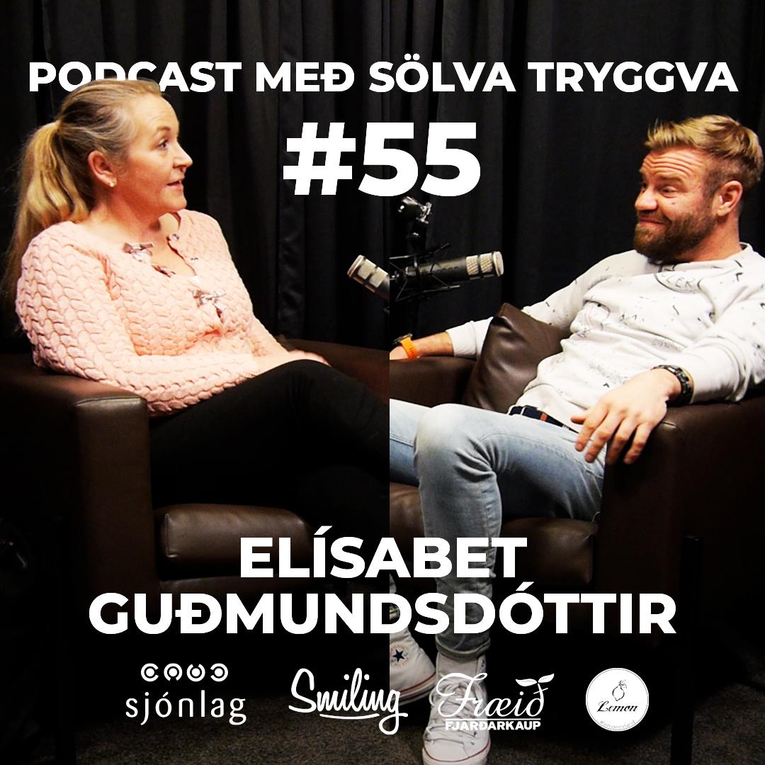 #55 Elísabet Guðmundsdóttir með Sölva Tryggva