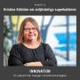 Artwork for Extramaterial: Ett längre samtal med Kristina Edström från avsnitt 8