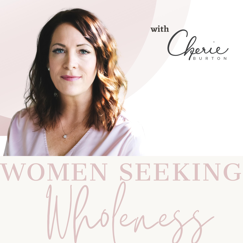 Women Seeking Wholeness show art