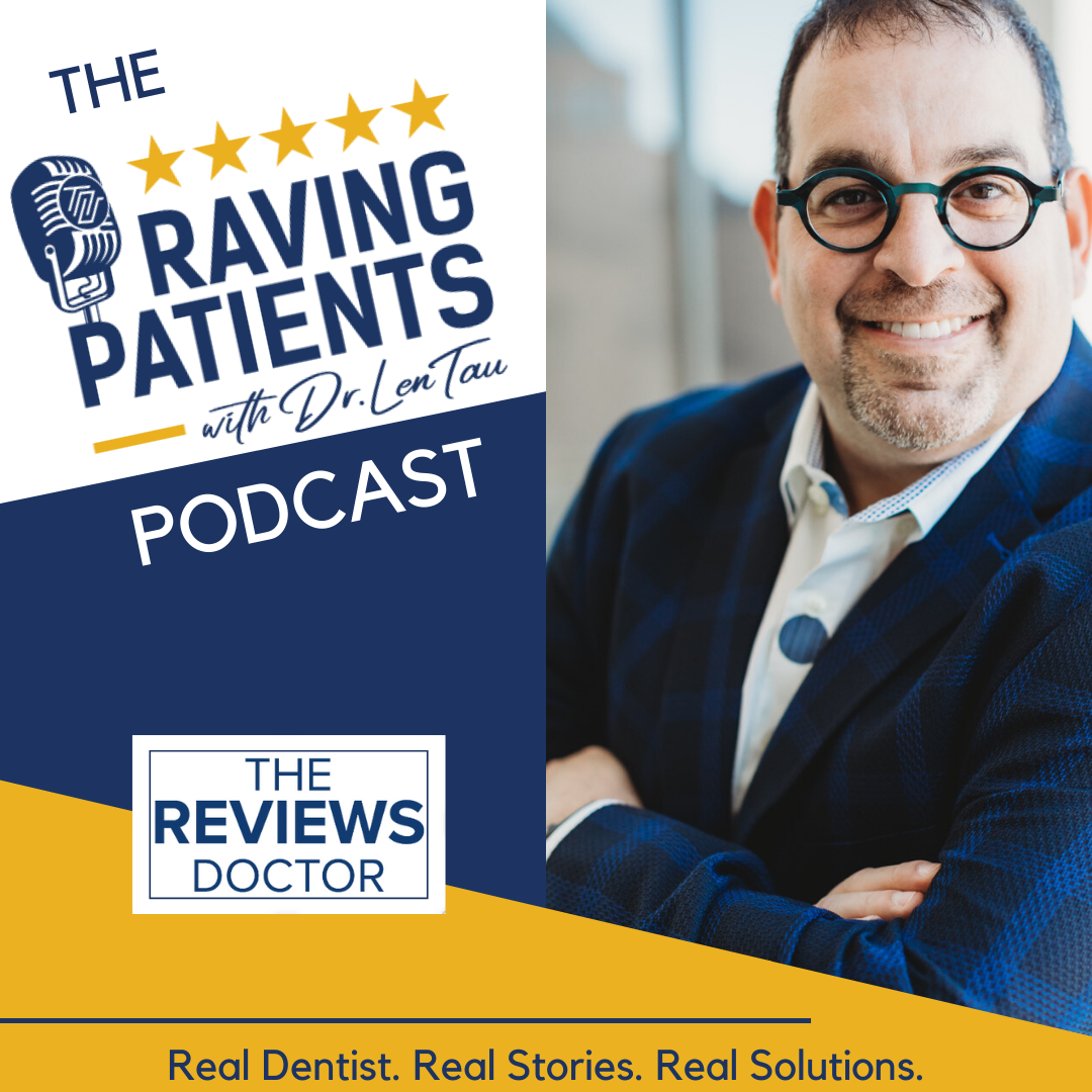 The Raving Patients Podcast show art