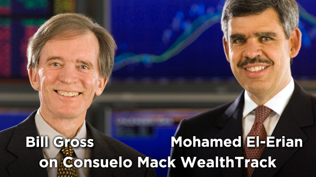 Bill Gross & Mohamed El-Erian (Part Two)