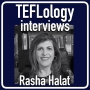 Artwork for Interview 66: Rasha Halat on Teacher Training