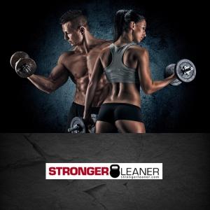 The Stronger+Leaner Podcast