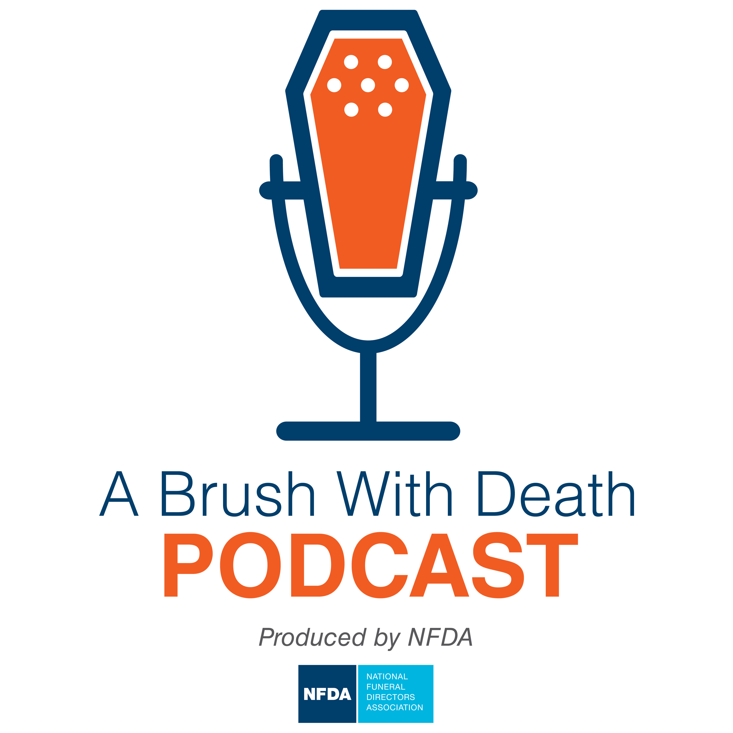 A Brush with Death show art