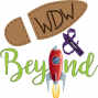 Artwork for WDW & Beyond Show #194 – Talk it Up, Spruce it Up or Pass it Up: Fantasyland & Tomorrowland