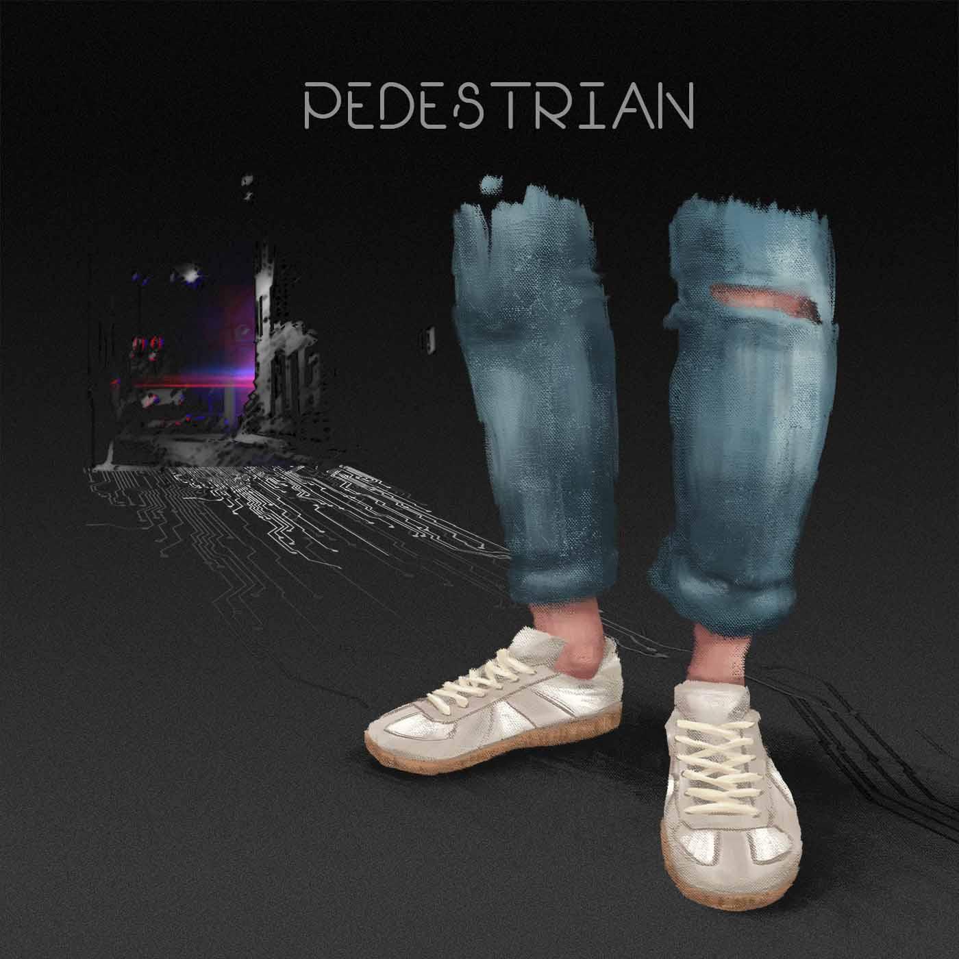PEDESTRIAN  |  عابر پیاده
