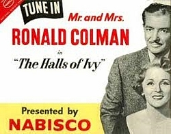 028-101129 - In the Old-Time Radio Corner - The Halls of Ivy