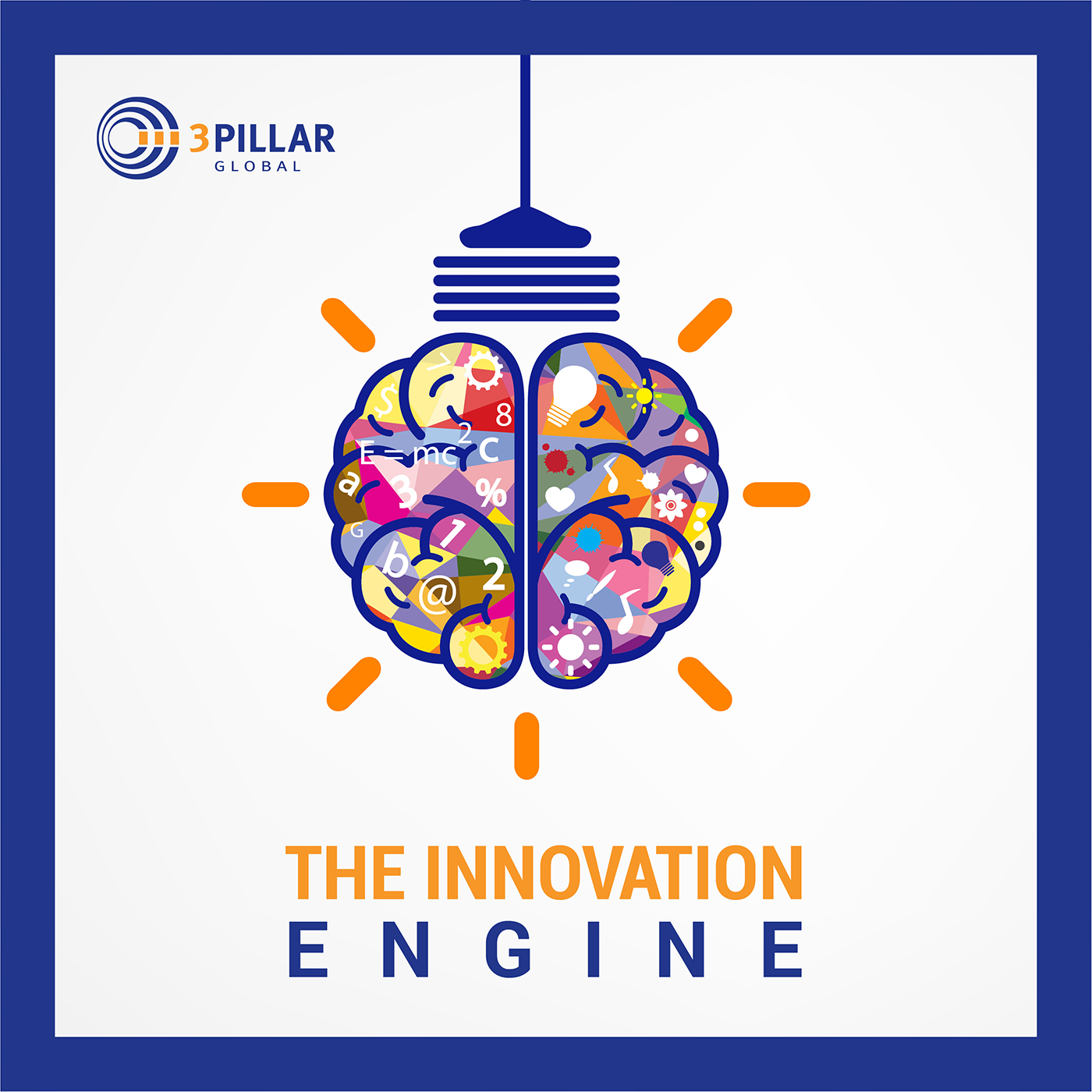 The Innovation Engine Podcast show art