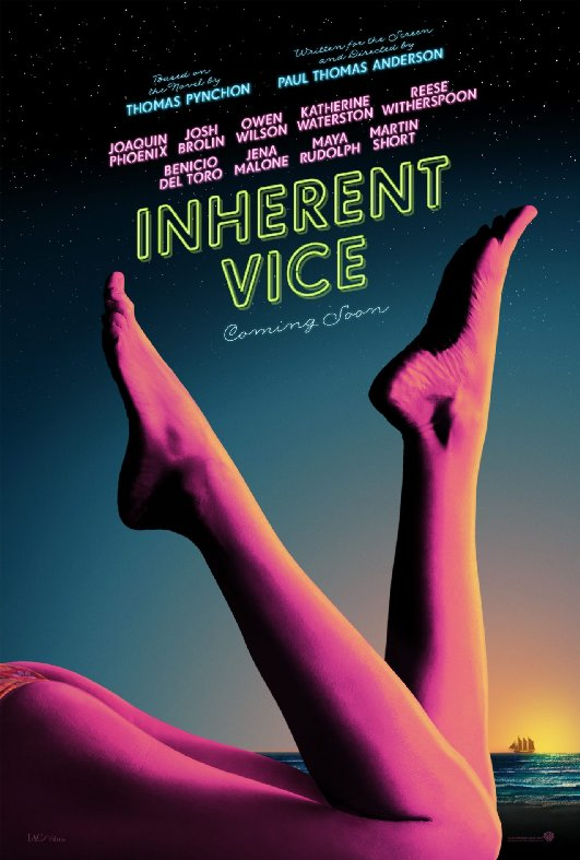 Ep. 98 - Inherent Vice (The Long Goodbye vs. The Big Lebowski)