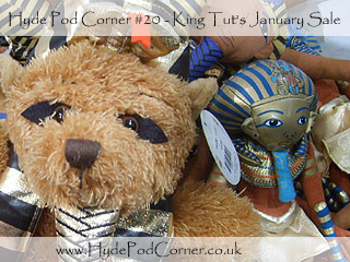 Hyde Pod Corner #20 - King Tut's January Sale