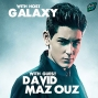 Artwork for DAVID MAZOUZ aka Bruce Wayne from GOTHAM chats with GALAXY on Comic Con Radio